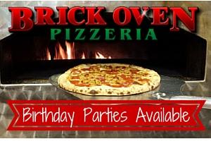 Brick Oven Parties