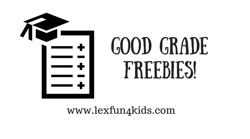 Good grade freebies