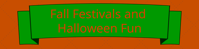 Fall Festivals and Halloween Events