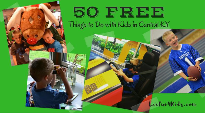 Things To Do Lexington Ky Kids
