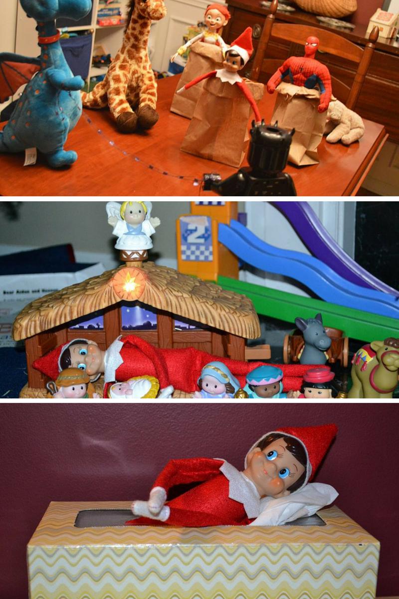 Elf On The Shelf Ideas Lexfun4kids