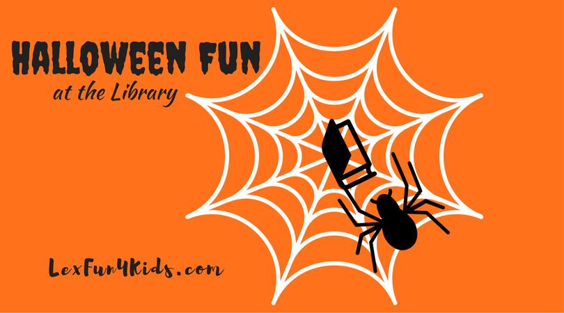 halloween-fun-library