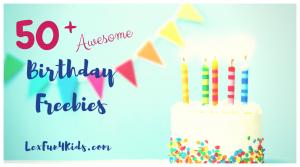 Birthday Clubs/Kids Clubs