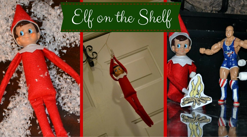 Elf on the Shelf fb