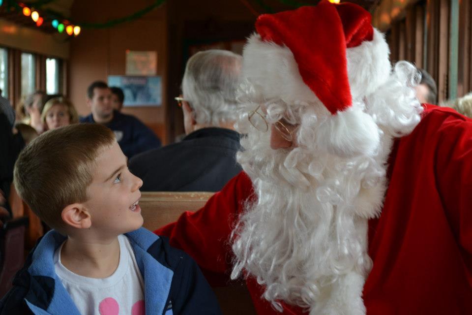Visit Santa in Central KY • LexFun4Kids