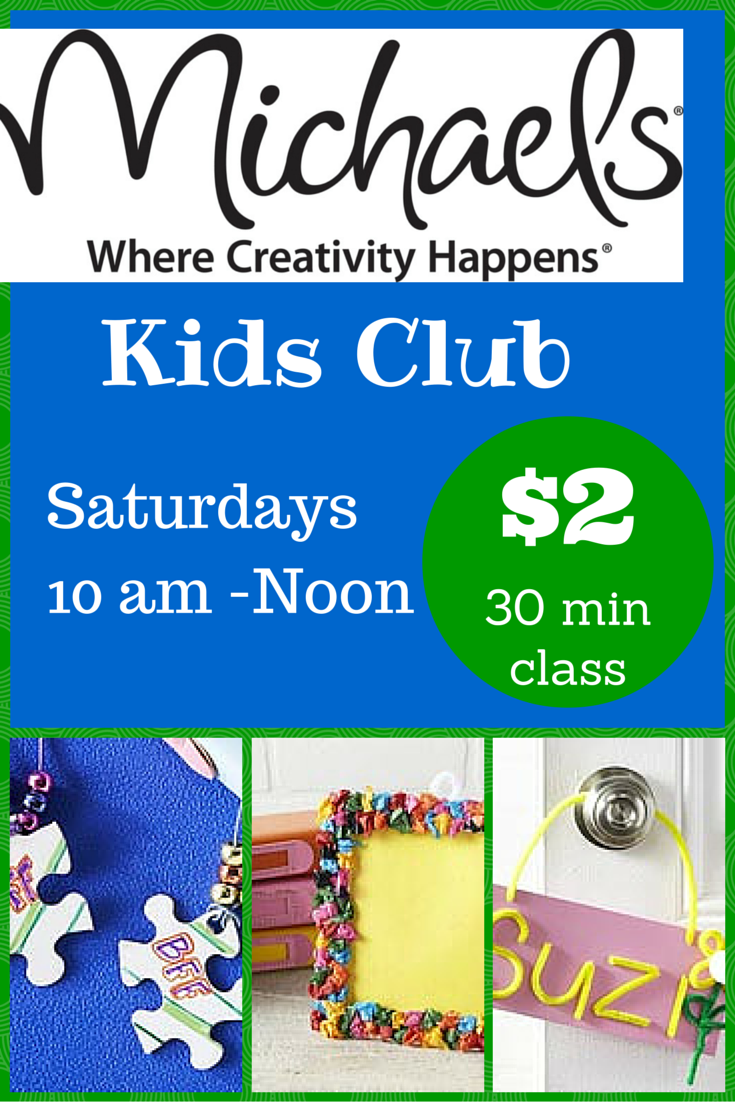 Kids Club They Craft