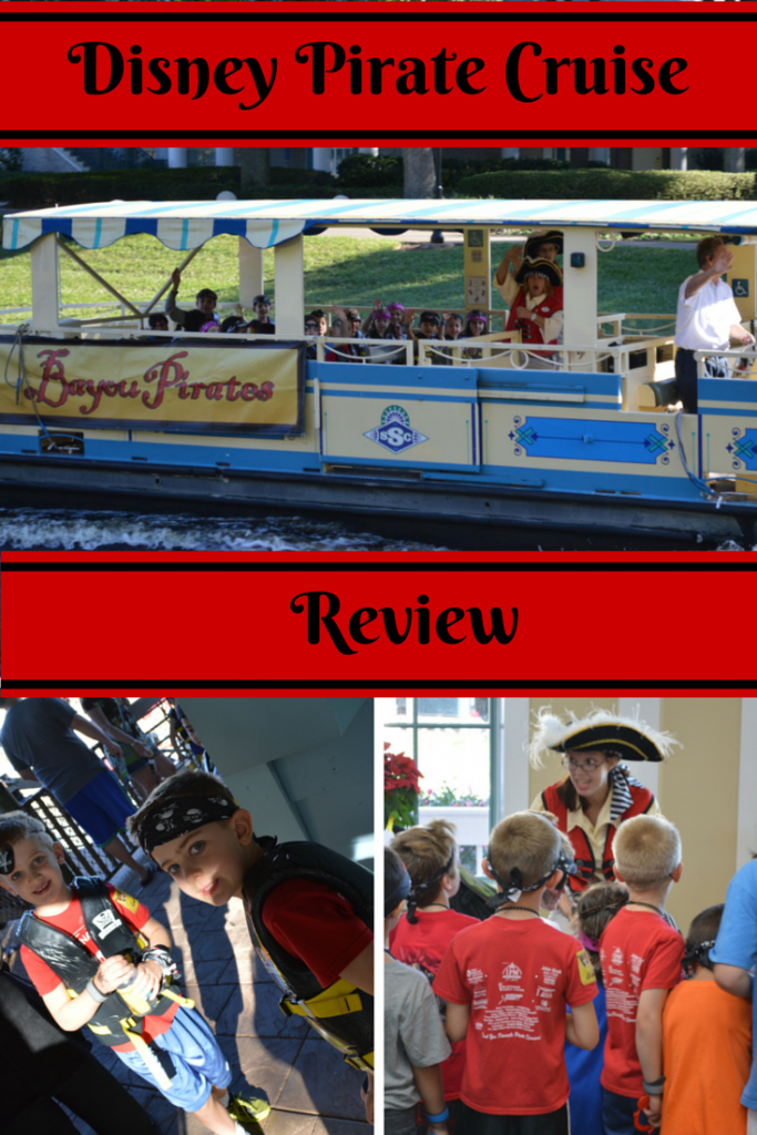 Disney Pirate's Cruise Review