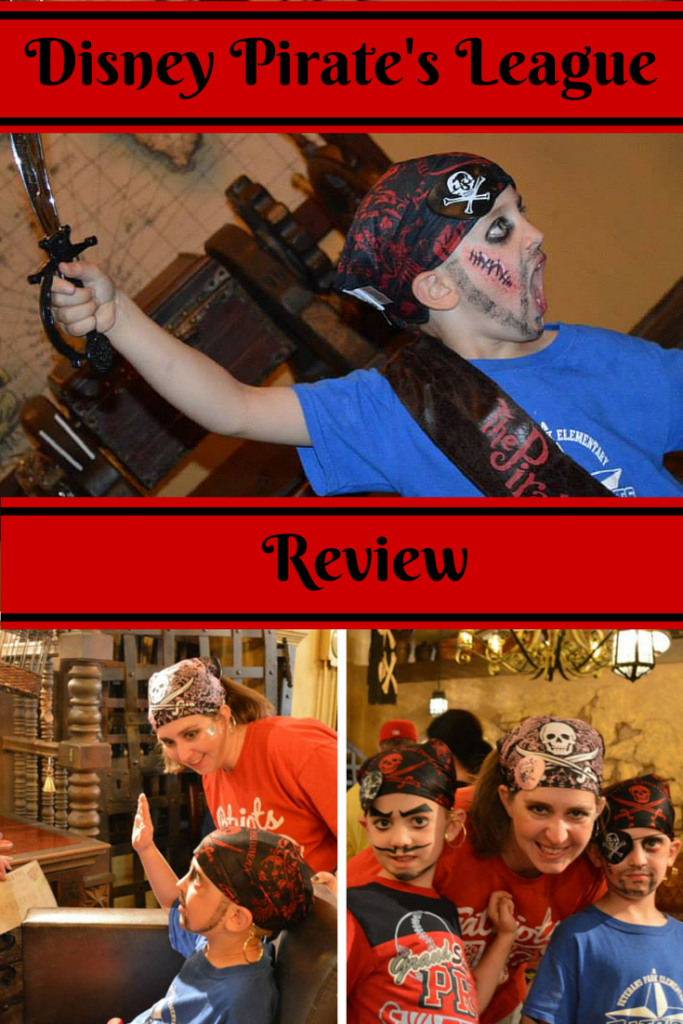 Disney Pirate's League Review