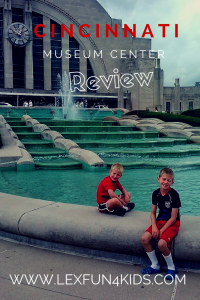Cincinnati Museum Center Review