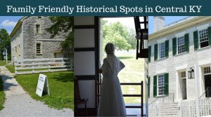 Historical Sites in the Bluegrass