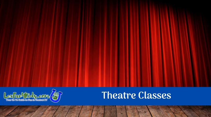 Theatre Classes Lex Fun 4 Kids