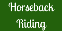Horseback Riding Instruction