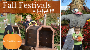 Fall Festivals and Halloween Fun