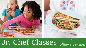 Williams Sonoma Junior Chef Classes