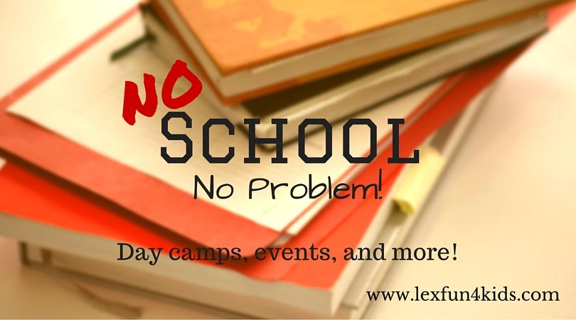 No School events (1)
