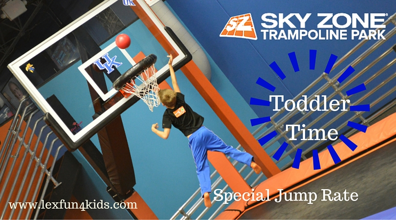 toddler sky zone