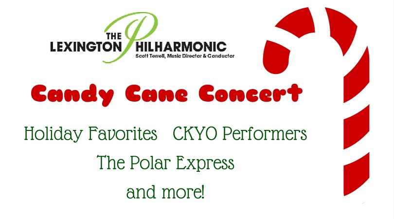 candy cane concert