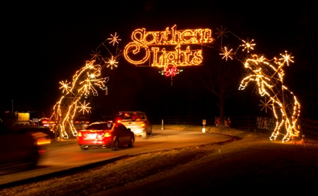 SOUTHERN LIGHTS HOLIDAY FESTIVAL : ky lighting - azcodes.com