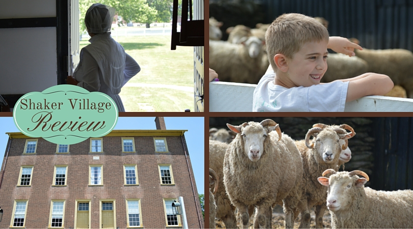 Shaker village review