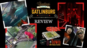 Ripley's Attractions in Gatlinburg TN *Review