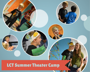Lexington Children's Theatre Summer Camps