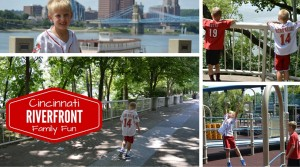 Cincinnati Riverfront Fun