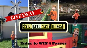 EnterTRAINment Junction *Review