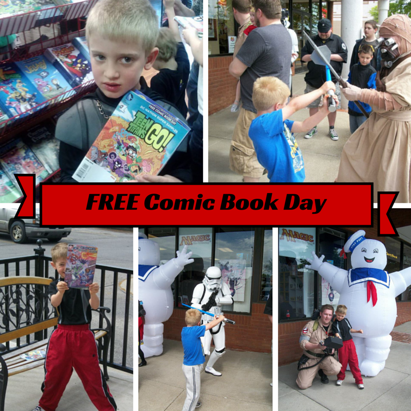 Free-comic-day