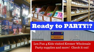 Candy Mountain Music Birthday Party Review Kremer Wholesale In Lexington