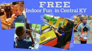 FREE Indoor Fun in Central KY