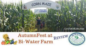 Review of AutumnFest at Bi-Water Farm