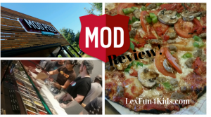 Review of MOD Pizza