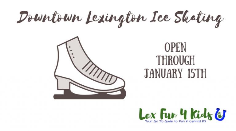 Ice Skating Triangle Park