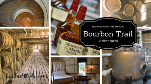 Bourbon Trail Adventures #TMOMTours