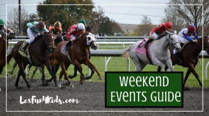 Weekend Events Guide April 20 - 22, 2018