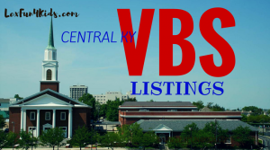 Vacation Bible School Listings