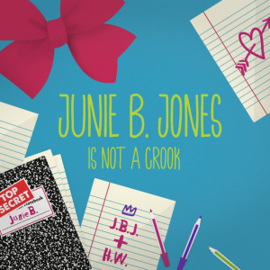 Junie B. Jones is Not a Crook at the Lexington Children's Theatre  *Review