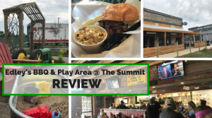 Edley's BBQ in The Summit *Review