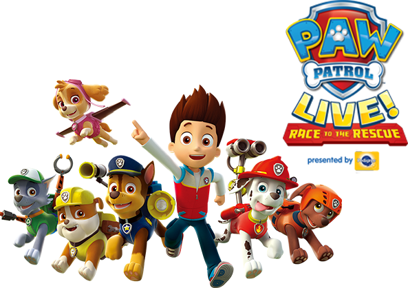 Paw Patrol Live Louisville January 2018 Lexfun4kids