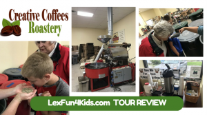 Review of Creative Coffees Roastery FREE Tour in Winchester