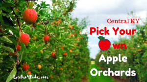 Pick Your Own Orchards in Central KY