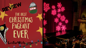 The Best Christmas Pageant Ever at the Lexington Opera House *Review
