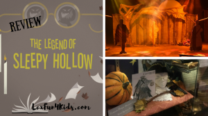 Review!!  The Legend of Sleepy Hollow