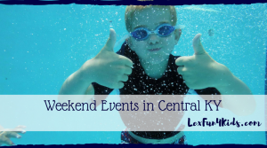 Weekend Events Guide May 25 - 27, 2018