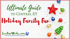 Holiday Family Fun Guide