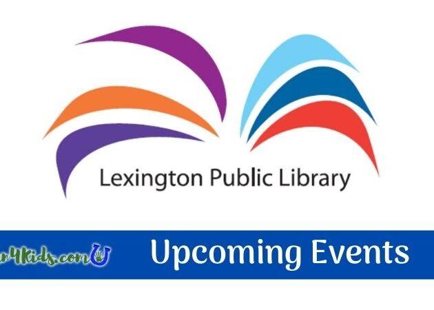 Lexington Public Library Events