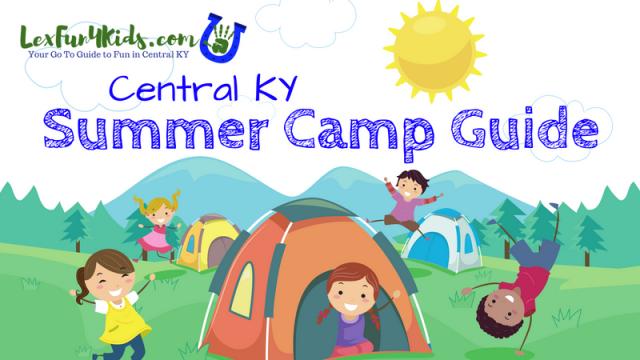 Summer Camp Guide Lexfun4kids