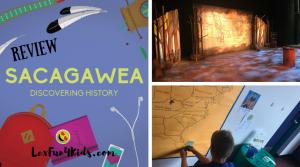 Sacagawea review