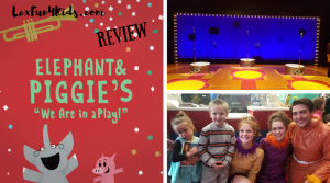"Elephant and Piggie ""We are in a Play"" at the Lexington Children's Theatre  *REVIEW"