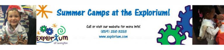 Explorium Summer Camp